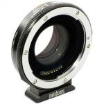 Переходник Metabones Speed Booster T ULTRA 0,71 x II Sony Е mount - Canon EF (MB_SPEF-E-BT4)
